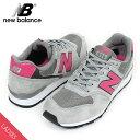 New Balance ニューバランス WL996 OGP レディース スニーカー [GREY/PINK] グレー ピンク スエード メッシュ 女性用 梨花 靴 ランニング クラシック M576 M1