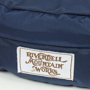 RivendellMountainWorksリーベンデールマウンテンワークスSmallHipHuggerウエストバッグ[NAVY]アウトドア登山旅行トラベルネイビーMADEINUSAアメリカ製【RCP】