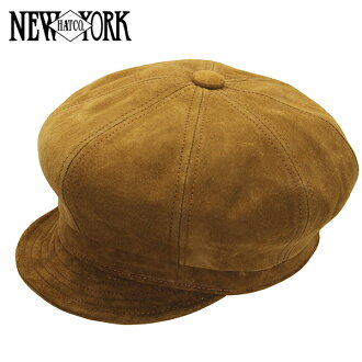 NEW YORK HAT Suede Spitfire (the New York Hat suede casket last mens Womens Hat #9260)