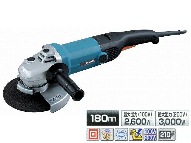 送料無料マキタ電子ディスクグラインダー180mm100V<GA7011C>研削・研磨makita研磨