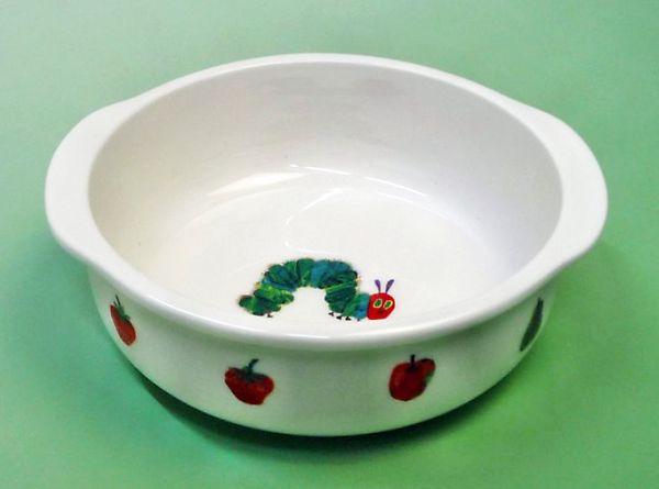 はらぺこあおむし子ども食器◆13cm小鉢