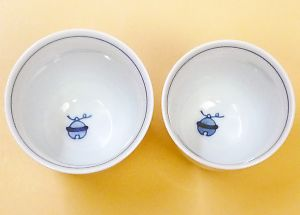 鈴ねこ(スズネコ・すずねこ)湯呑みの紹介画像2
