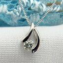 しずくデザイン♪プラチナ900ダイヤモンドネックレス【楽ギフ_包装】【smtb-TD】【saitama】