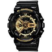 カシオ Gショック GA-110GB-1AJF ブラック×ゴールド CASIO G-SHOCK メンズ腕時計 アナデジ 国内正規品 刻印対応、有料 取り寄せ品 【コンビニ受取対応商品】 0601楽天カード分割 02P09Jul16