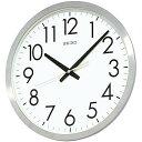 名入れ時計 文字入れ付き セイコー SEIKO 掛け時計 オフィス クロック KH409S 電波時計ではありません 取り寄せ品
