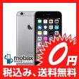 ※〇判定 【新品未使用】au版 iPhone 6 64GB [スペースグレイ]☆白ロム☆Apple 4.7インチ