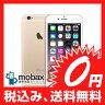 ※Apple保証期限短い 【新品未使用】 docomo版 iPhone 6 16GB [ゴールド] 白ロム Apple 4.7インチ