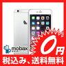 ※〇判定 【新品未使用】au版 iPhone 6 Plus 128GB [シルバー]☆白ロム☆Apple 5.5インチ