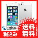 ◆お買得◆※〇判定【新品未使用】docomo iPhone 5s 32GBシルバー ME336J/A ☆白ロム