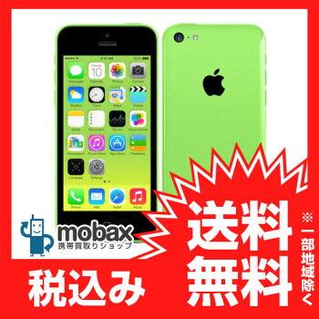 iPhone5c32GBdocomo[グリーン