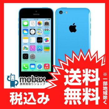 iPhone5c16GBdocomo[ブルー
