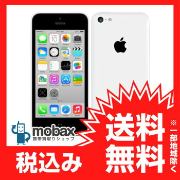 iPhone5c16GBdocomo[ホワイト