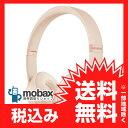 ◆ポイントUP◆【新品未開封品(未使用)】beats solo 3 wireless beats by dr.dre[マットゴールド]MR3Y2PA/A