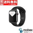 ◆5%還元対象◆【新品未開封品(未使用)】 Apple Watch Nike Series 5 44mm GPS + Cellularモデル MX3F2J/A [スペースグレイアルミニ..
