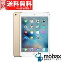 ◆ポイントUP◆【新品未開封品(未使用)】第4世代 iPad mini 4 Wi-Fi 128GB [ゴールド] Apple