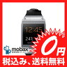 ※保証書未記入 【新品未使用】 docomo GALAXY Gear SM-V700 [ジェットブラック] 腕時計型スマートウォッチ