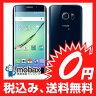 ※訳あり※〇判定 【新品未使用】au Galaxy S6 edge SCV31 32GB [ブラックサファイヤ]白ロム