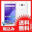※〇判定 【新品未使用】au Galaxy A8 SCV32 [ホワイト] 白ロム