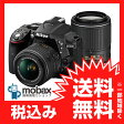 ※保証書未記入【新品未使用】 Nikon デジタル一眼レフカメラ D5300 ダブルズームキット2 [ブラック] AF-S DX NIKOR 18-55mm 55-200mm