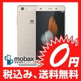 ◆お買得◆【新品未開封品(未使用)】SIMフリー Huawei P8 lite ゴールド ALE-L02【白ロム】