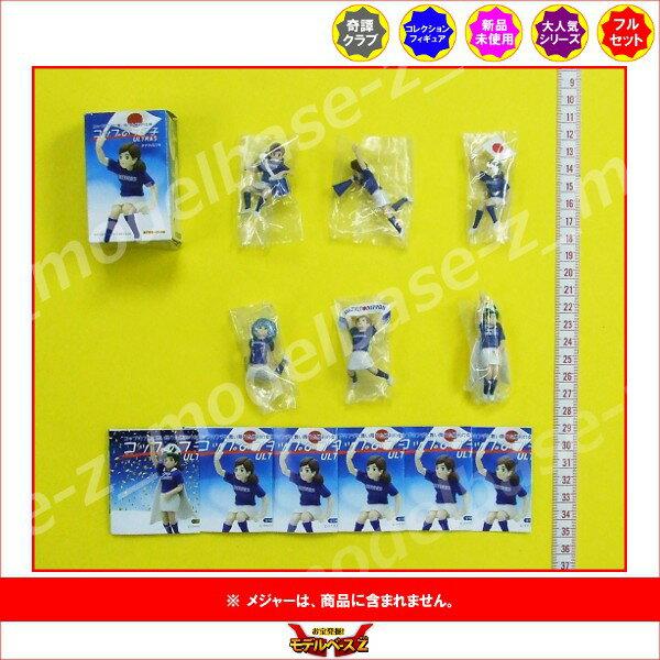コップのフチに舞い降りた勝利の女神コップのフチ子 ULTRAS 全6種BOX Ver.奇譚クラブ OL人形コレクションフィギュア