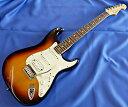 エレキギター Fender USA American Standard HSS サンバースト
