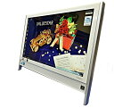 一体型パソコン NEC VALUESTAR N VN770/VG6W   Windows 7 Home Premium 32bit メモリ4GB HDD1TB ...