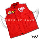 Entering XEROX DUCATI embroidery sponsor logo official team best V-9982-BOS