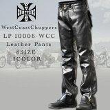 WCCeasy rider皮革裤衩◎P-10060-WCC[WCCイージーライダーレザーパンツ◎P-10060-WCC]