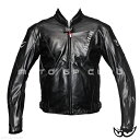 11 'model BERIK Berwick leatherette jacket LJ-9105-BK