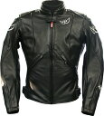 LJ-9106L-BK BERIK Berwick Lady's leatherette jacket
