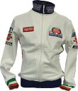 APRILIA PATA RACING TEAM ZIP SWEAT embroidery logo case team zip sweat shirt S-9484-DFX [after20130610]