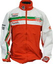 9583TEN KATE HONDA Honda racing team mesh embroidery jacket