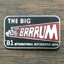 '81 インターナショナル モーターサイクル ショー ピンバッジ INTERNATIONAL MOT