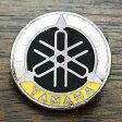 ヤマハ ビンテージ ロゴ ピンバッジ YAMAHA Vintage Logo Pin