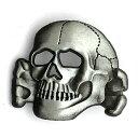 ショッピングスカル デスヘッド クロスボーン ピンバッジ DEATH HEAD CROSSBONE Pin