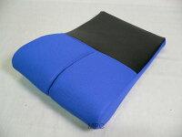 【送料無料】 フルバケットシート用 シートクッション(ブルー)