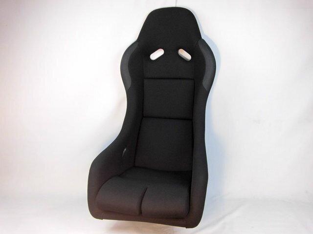 【送料無料】 フルバケットシート(ブラック)シートレールセット・インプレッサGC8/GF8