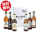 ドイツビール飲み比べ6本セット 【正規輸入品】 ガッフェル エルディンガー ベネ