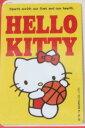 国内発送 台湾 悠遊カード サンリオ ハロー キティ バスケットボール SANRIO HELLO KITTY MRT IC 交通 EasyCard イージーカード ネコポス
