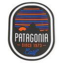 パタゴニア ヴェスパー ステッカー PATAGONIA VESPER STICKER 新品 シール べスパー CA Calif フィッツロイ カリフォルニア 正...