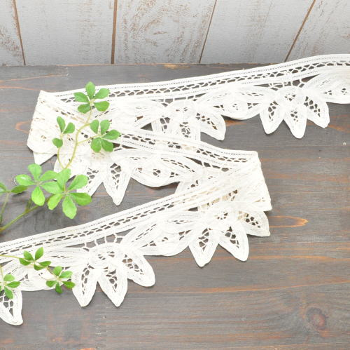 ★ plenty of 5 yard Batten lace wide approx. 8 cm width