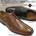 クラークス メンズビジネスシューズ デリーオーバー GTX 透湿防水 101E ゴアテックス レザー 本革 軽量 Clarks Derry Over GTX