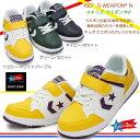 コンバース キッズ ウエポン N キッズスニーカー 子供靴 マジック式 カップインソール CONVERSE KID'S WEAPON N