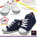 コンバース ベビーオールスター N ポロシャツ TC Z ベビースニーカー 子供靴 ベビーシューズ ファスナー式 CONVERSE BABY ALL STAR N POLOSHIRTS TC Z