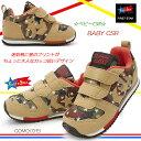 コンバース ベビー CSR カモ ベビースニーカー 子供靴 ベビーシューズ マジック式 カモフラージュ柄 CONVERSE BABY CSR