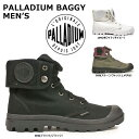 パラディウム バギー 02353 メンズスニーカー メンズモデル ブーツ ハイカット PALLADIUM Baggy 折り返し
