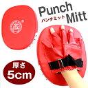 パンチミット トレーニング ボクシング 空手 格闘技 ミット3JZK-SB