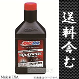 AMSOIL��5W-30 Signature Series(�����ͥ��㡼���꡼��) 100% Synthetic Motor Oil��1QT�ݥ��ॺ�������