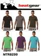 UA:アンダーアーマー UNDER ARMOUR UA メンズ ヒートギア半袖 Tシャツ UA チャージドコットンHG SS [MTR8299]【限定商品】【※メール便で送料無料】【代引の場合は送料がかかります。】
